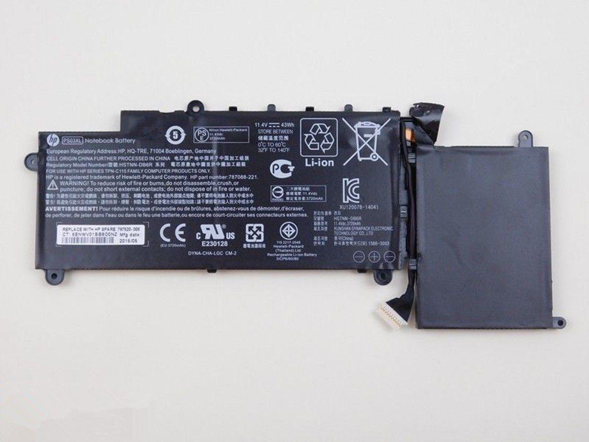 HP Pavilion Stream 11 X360 PS03XL Batarya