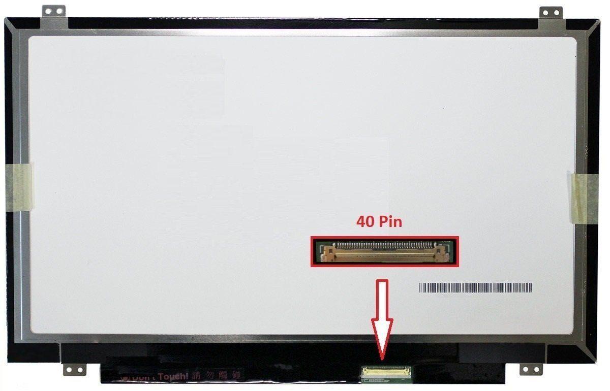 HP 15R Slim Led Notebook Ekran
