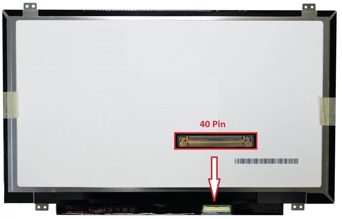 HP-Compaq TPN-C125 Notebook Ekran