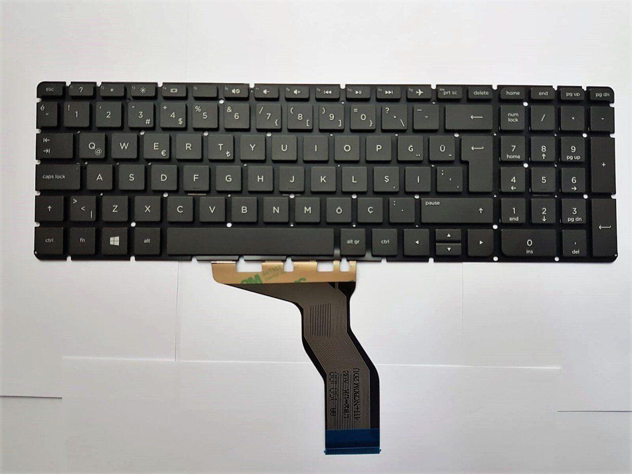 HP 15-BS108NT Notebook Klavye