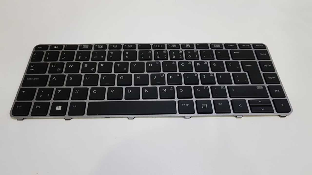 HP EliteBook 1040 G3 1040-G3 Klavye
